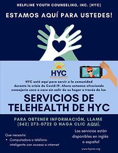 Telehealth Services Flyer.Spanish-1.jpg
