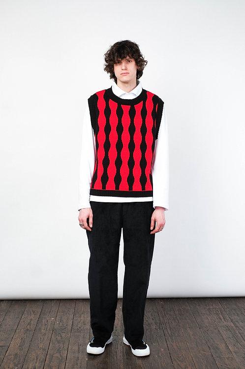 "Vest ""Bloody stripes """