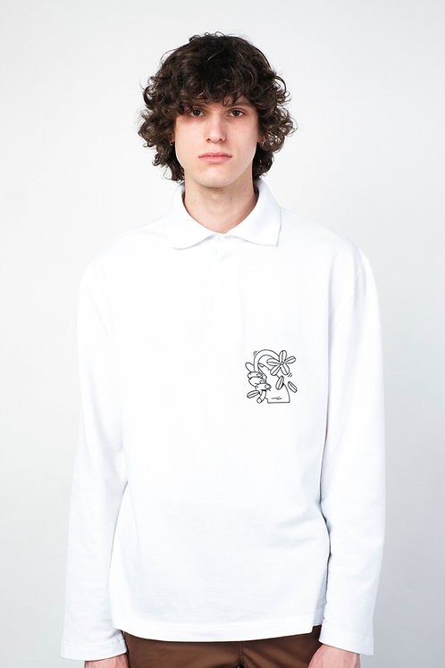 "Long sleeve ""Schoolboy"""