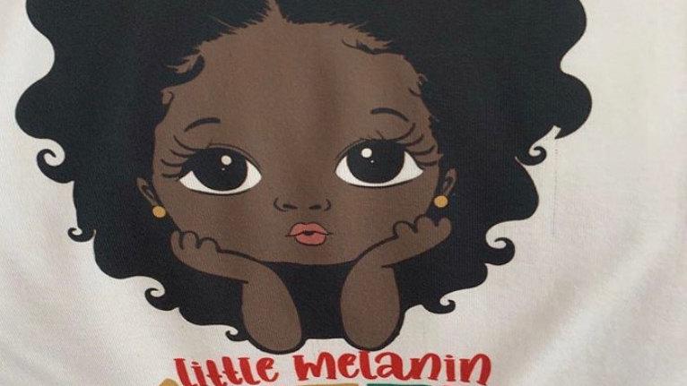 Little Melanin Queen