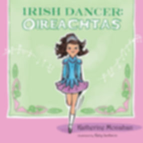 Irish Dancer: Oireachtas font cover