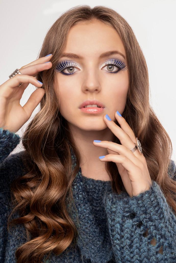 Kreativ-Make-up