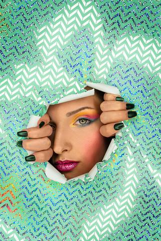 Kreativ Make-up