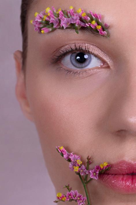 Beauty Make-up Look