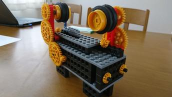 ロープウェイロボット