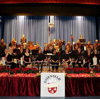 Das Sinfonische Blasorchester beim Herbstkonzert 2018
