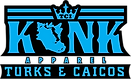 Turks and Caicos Clothing and Tshirts