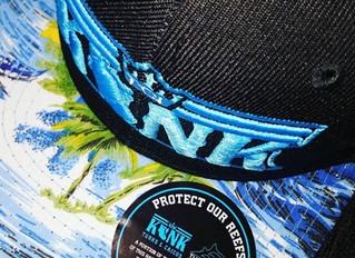 Turks and Caicos Reef Fund Collab Snapback