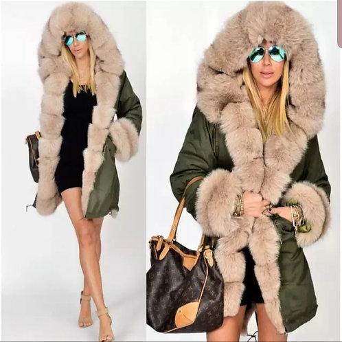 fur down