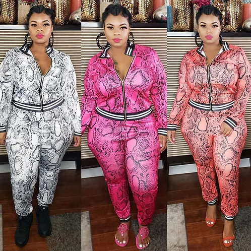 Womens 2pc plus size only 1X-5X