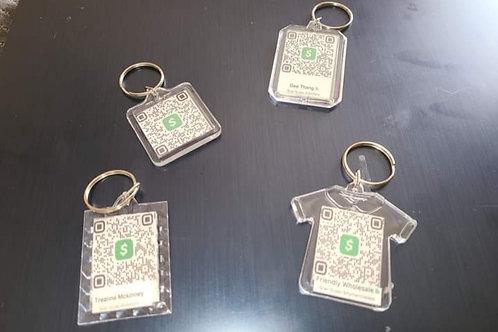 Cash app #Scankeychain