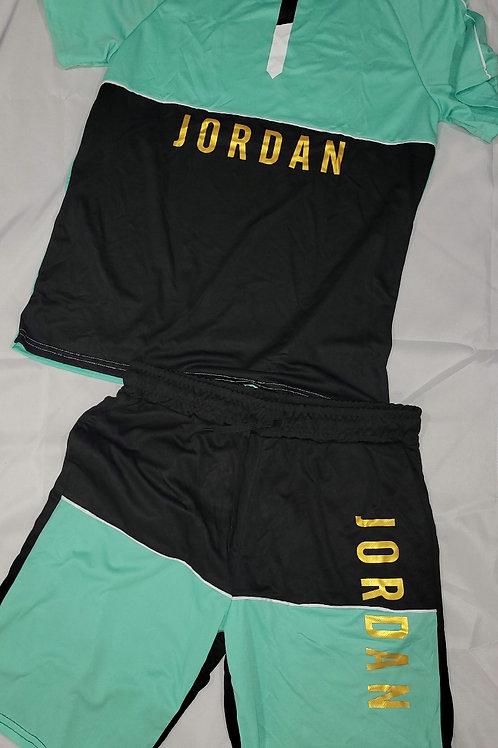 Men Jordan/Teal
