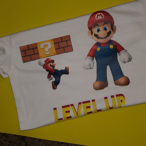 Level up Tees