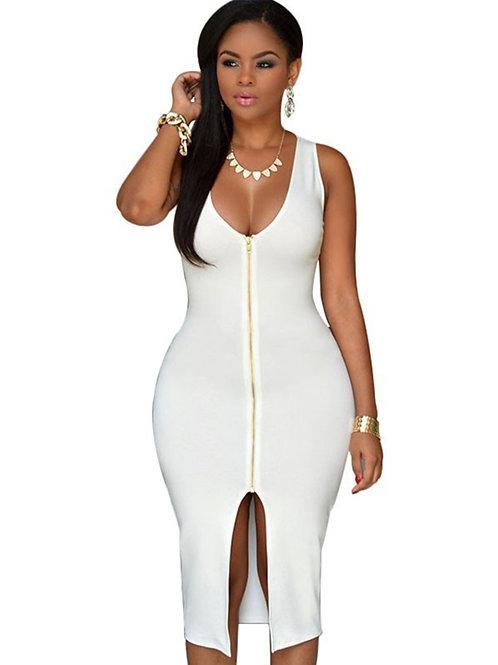 white casual