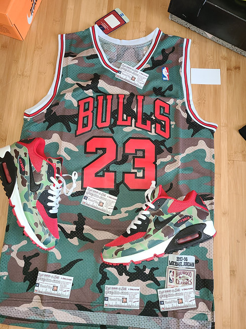 Camo #Bulls #Set