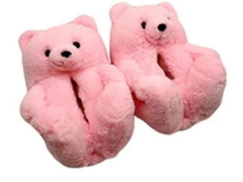Berry Comfy Slipper/Pink