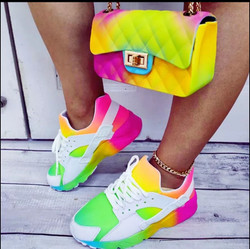 NEONBOW 2PC BAG&SHOE