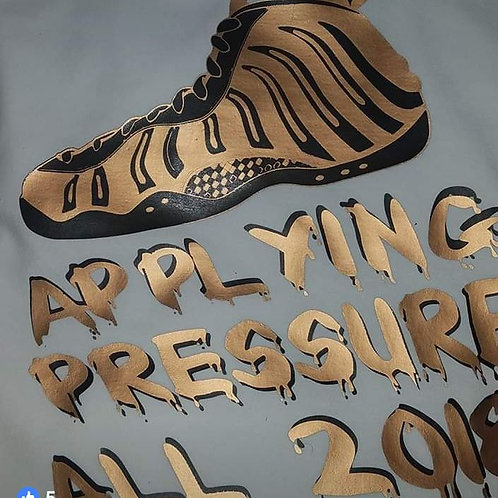 apply pressure