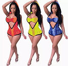 HOODED SWIMSUIT 1PC