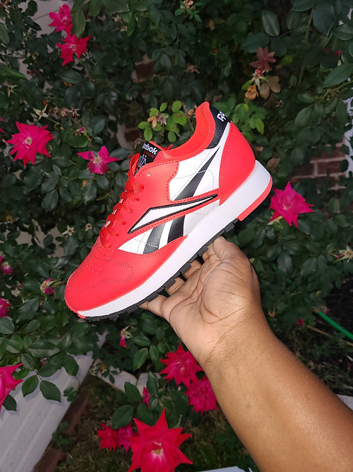 Red/Black Reebok