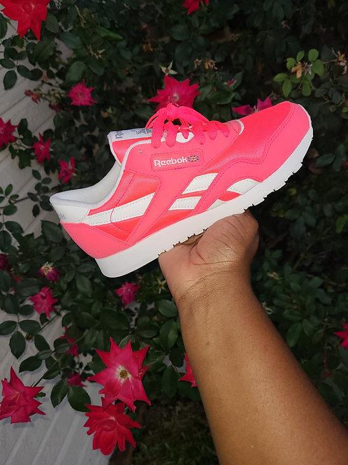Flamingo pink Reebok