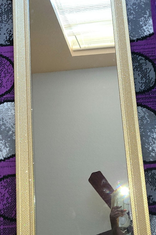 Hand Crafted full body Mirror