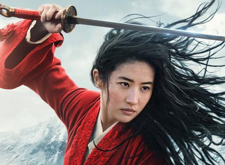Can you spot Selkie in Disney's new Mulan trailer?