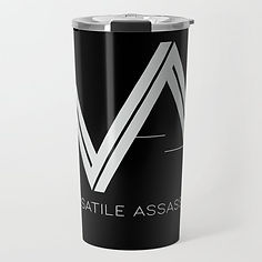 Versatile Assassins Tumbler - Black