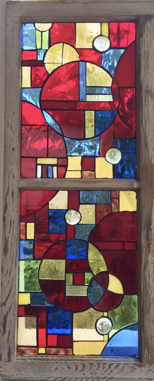 WINDOW QUILT - $400