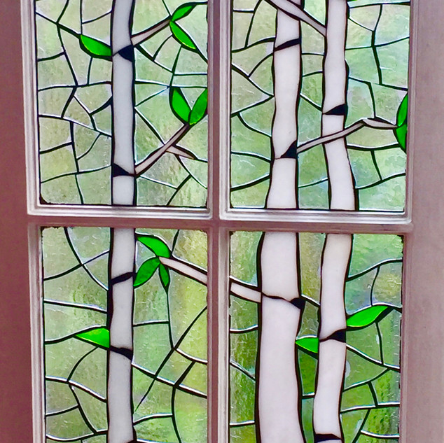 Birch Trio -SOLD