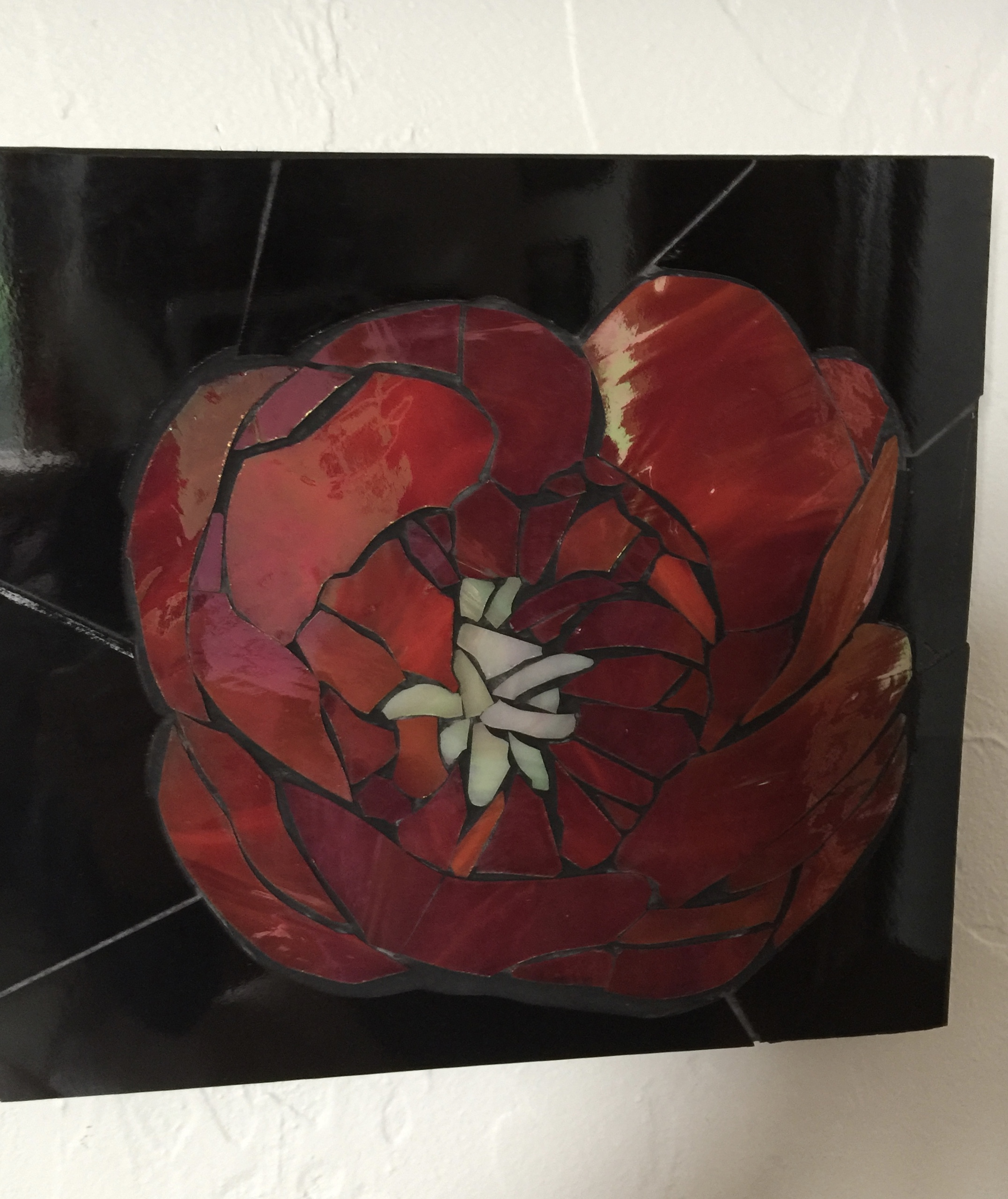 Red Peony - $125