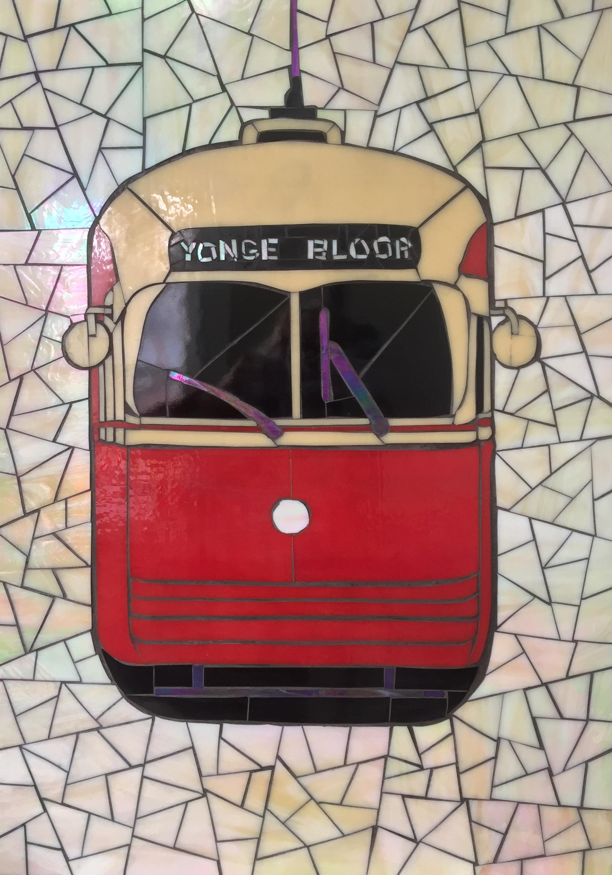 Yonge Bloor Rocket