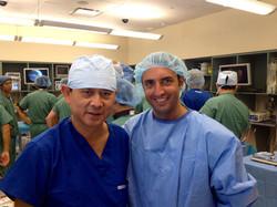 Chirurgia con il Prof. Freddie Fu