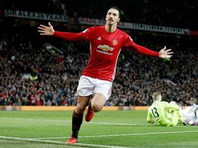 A 2 mesi dal grave infortunio, Zlatan Ibrahimovic già calcia il pallone