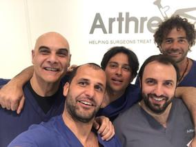 Docente Corso Chirurgia del ginocchio - Monaco di Baviera, 27-28 Aprile 2017