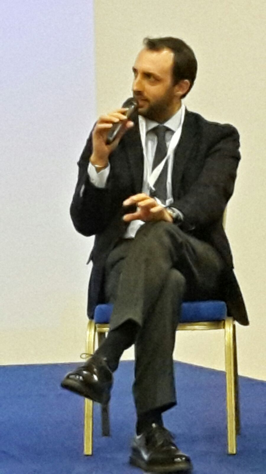 Relatore al Congresso ISMuLT 2015