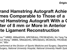 Migliorare sempre più i risultati nella chirurgia del Legamento Crociato Anteriore