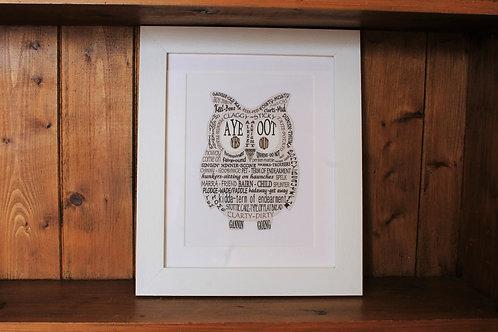 Geordie Owl