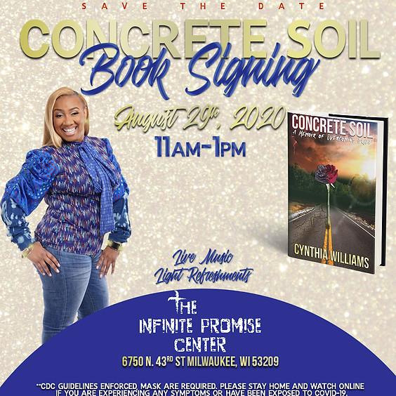 Concrete Soil Book Signing