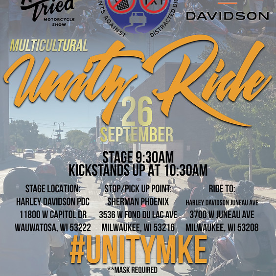 Multicultural Unity Ride