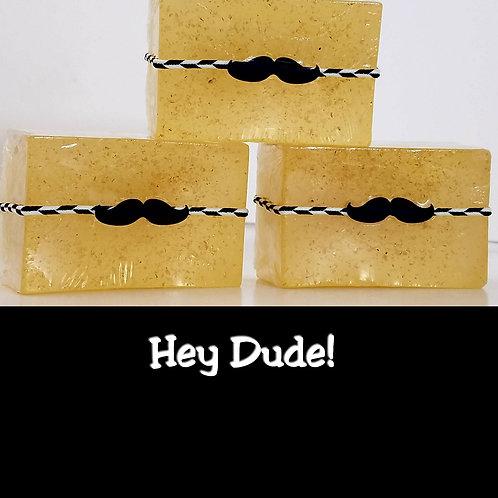 Hey Dude Soap