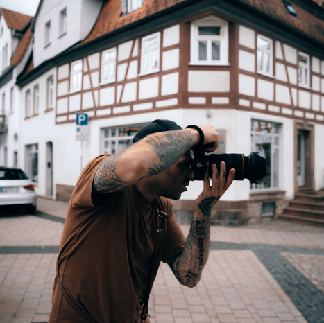A day with landscaper @kama.sway - Bavaria, GER