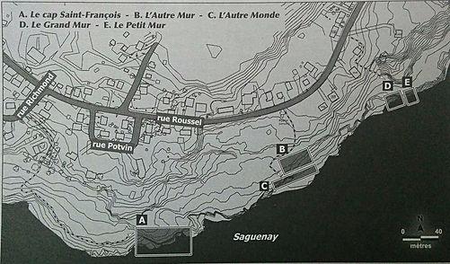 Secteur Est - Localisation 1