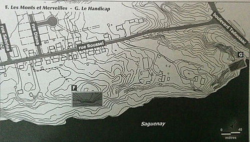 Secteur Est - Localisation 2