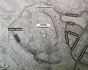 CMS | Localisation Mont Jacob