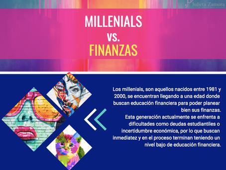 Millenials vs. Finanzas