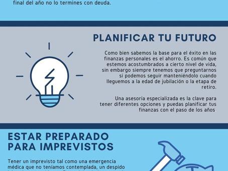 Check Up Financiero: Disciplina Financiera.