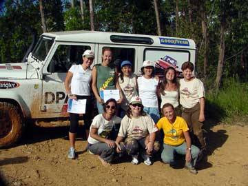 As Mulheres no Off-Road