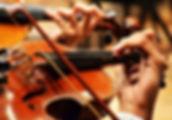 Concerto as Grandes Orquestras Francesas, em Curitiba, 26 de junho de 2019.