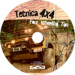 DVD_tecnica4x4_curso4x4ead_ead4x4_treina